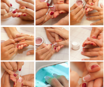 Styliste ongulaires, les mains Rosy Greco
